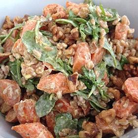 carrot_farro_salad